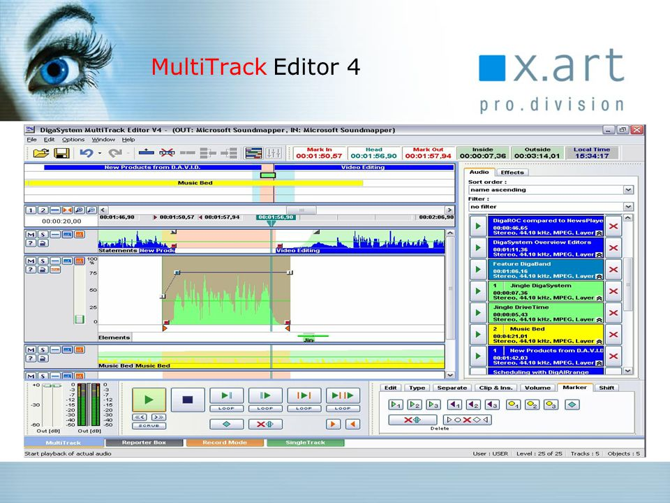MultiTrack Editor 4