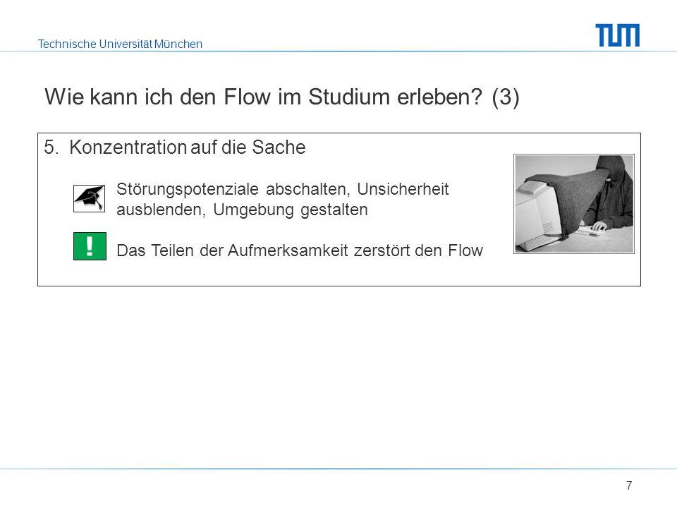 Wie kann ich den Flow im Studium erleben (3)