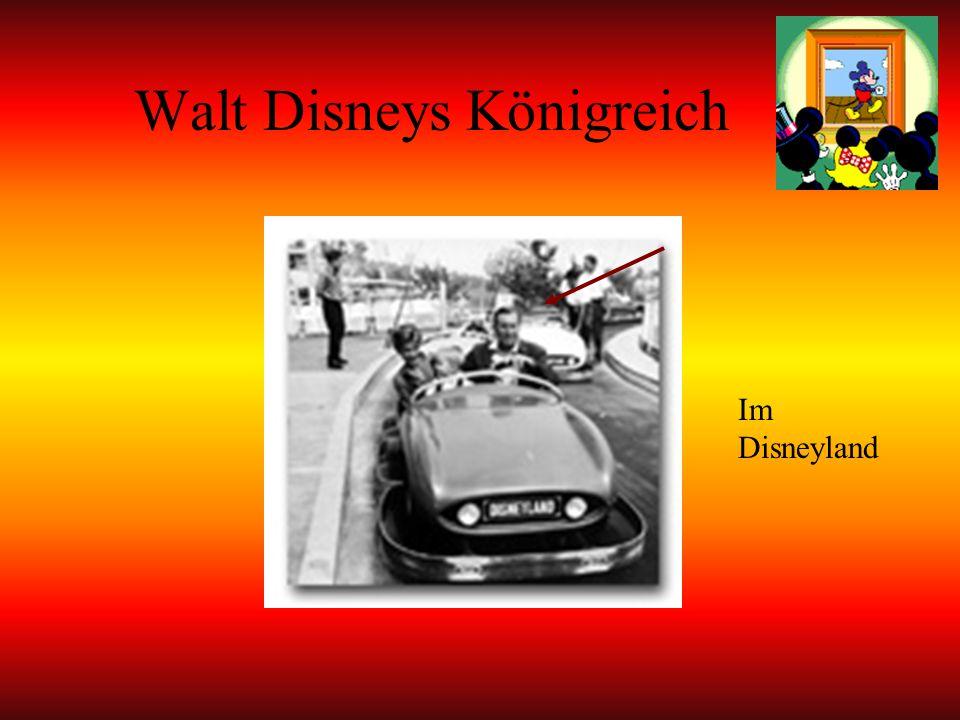 Walt Disneys Königreich