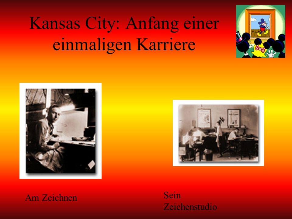 Kansas City: Anfang einer einmaligen Karriere