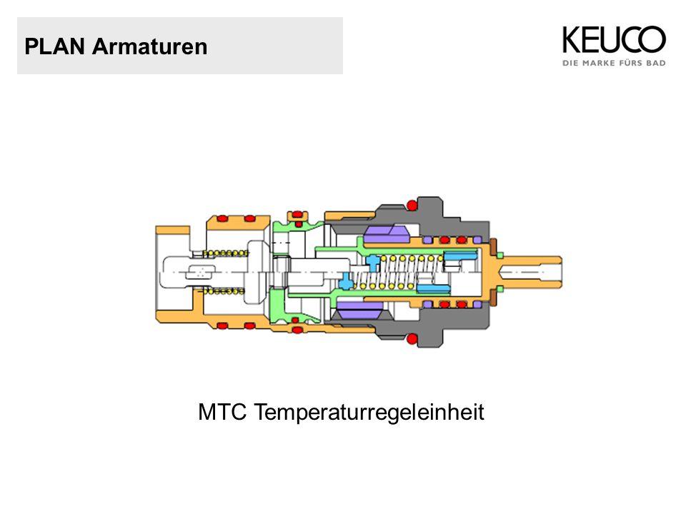 PLAN Armaturen MTC Temperaturregeleinheit