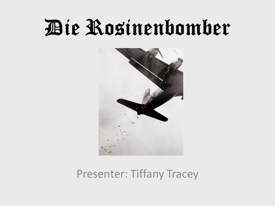Presenter: Tiffany Tracey