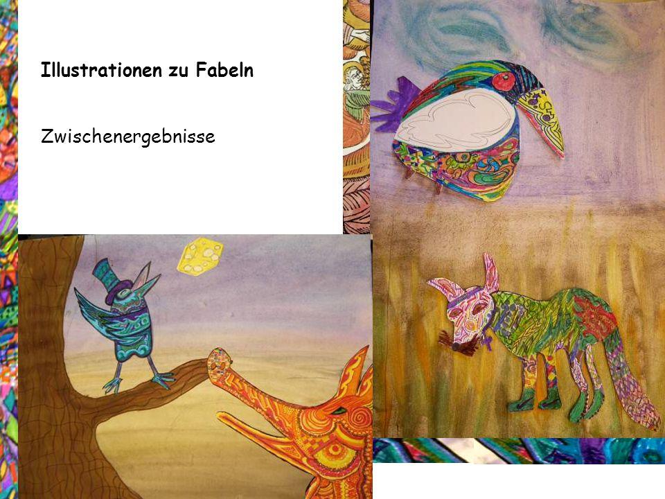 Illustrationen zu Fabeln
