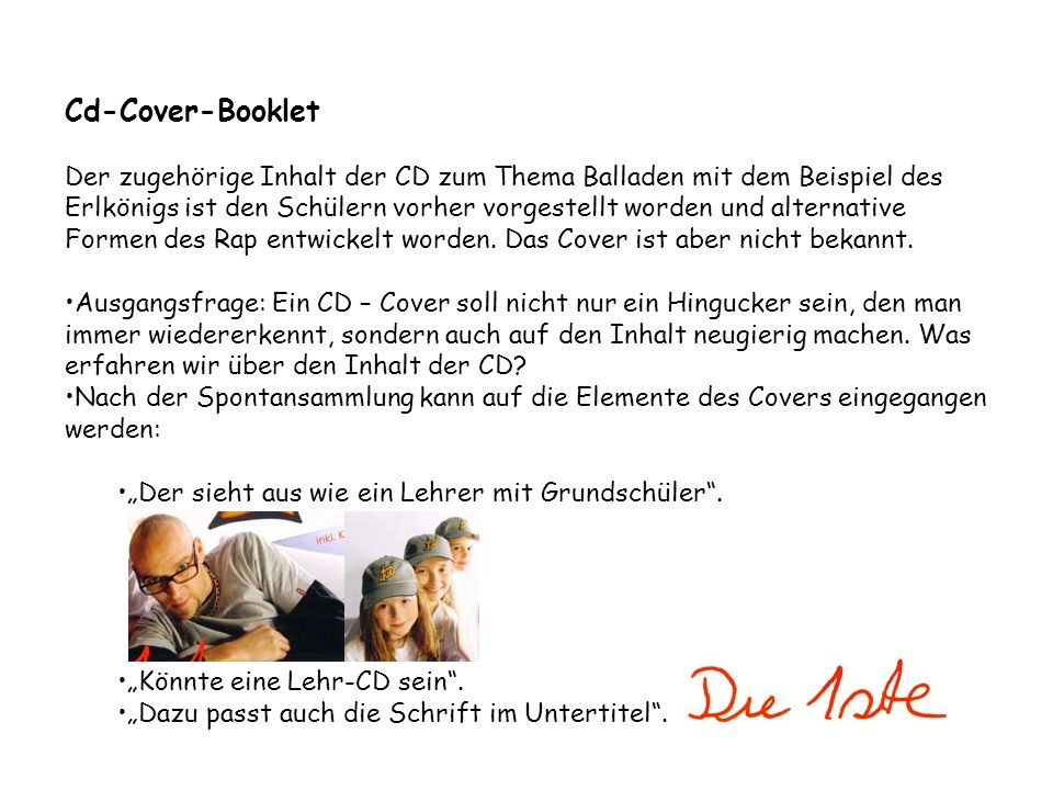 Cd-Cover-Booklet