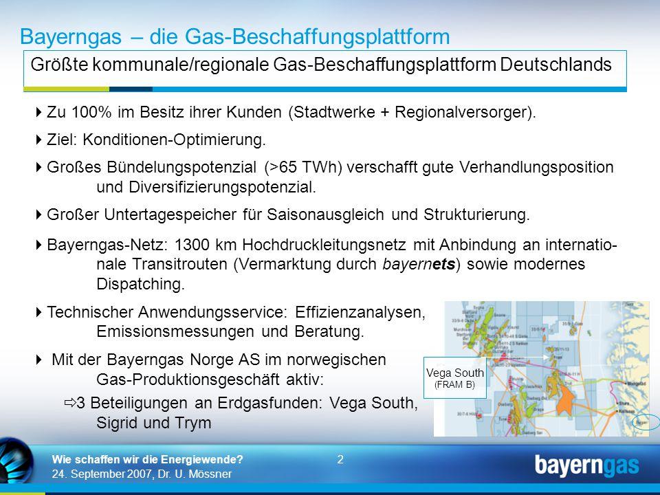 Bayerngas – die Gas-Beschaffungsplattform