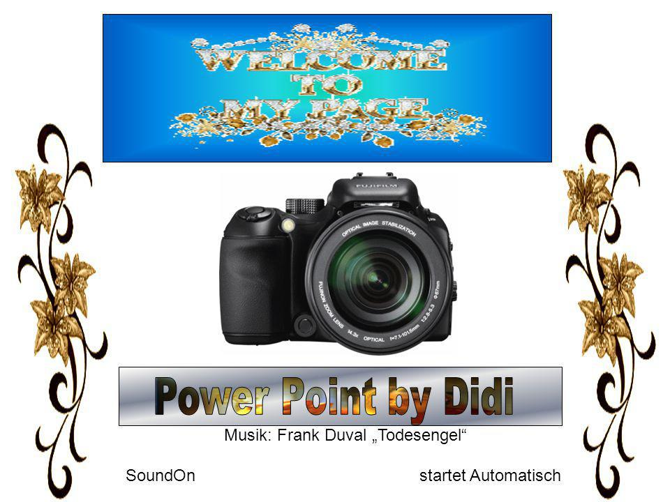 "Power Point by Didi Musik: Frank Duval ""Todesengel"