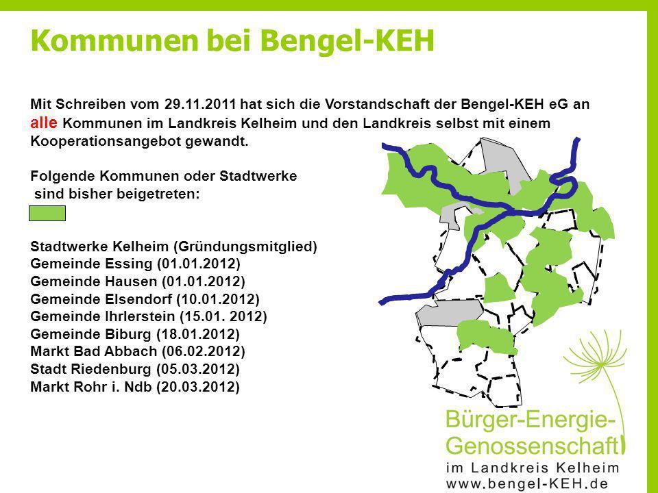 Kommunen bei Bengel-KEH