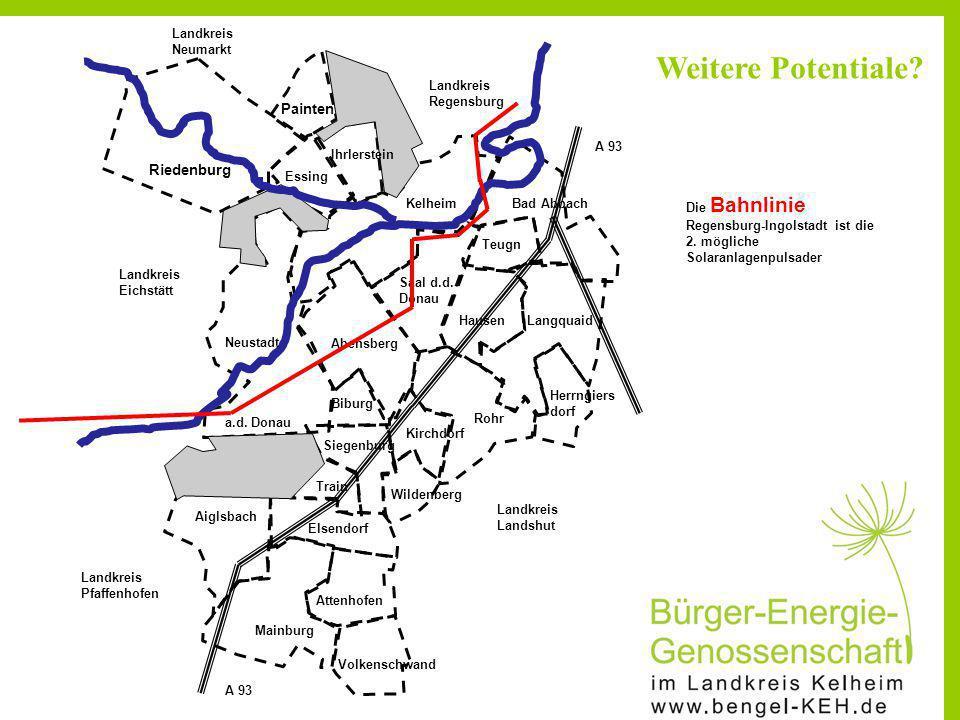 Weitere Potentiale Painten Riedenburg Landkreis Neumarkt