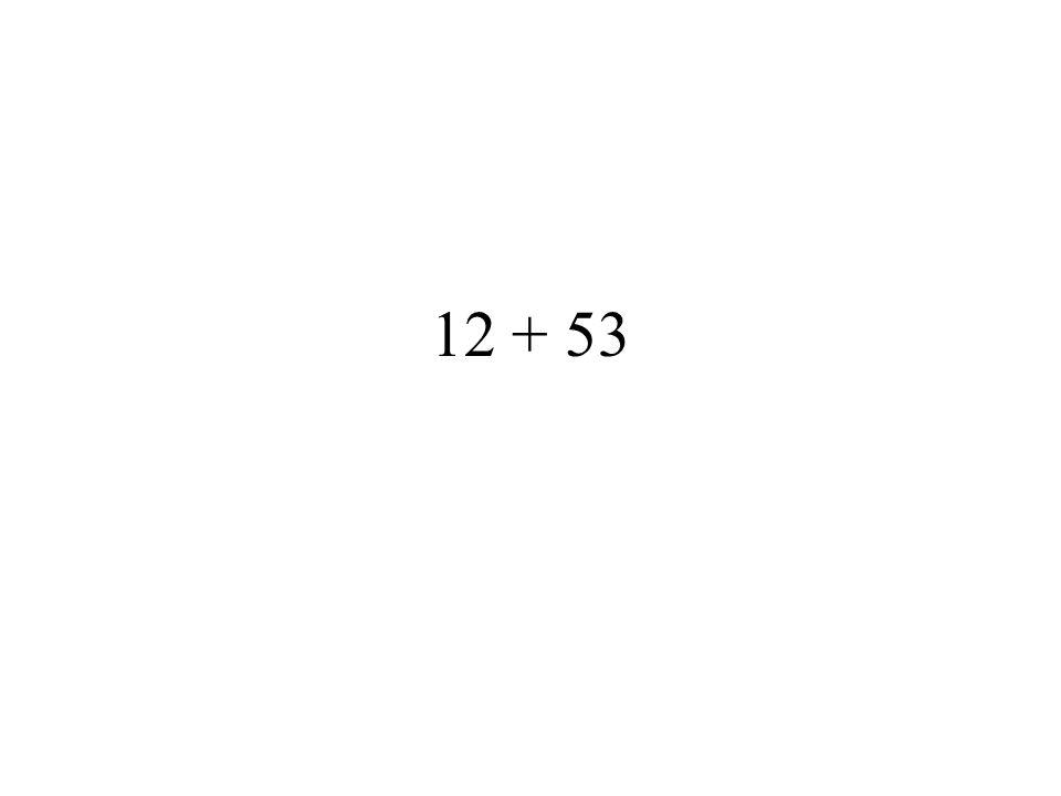 12 + 53