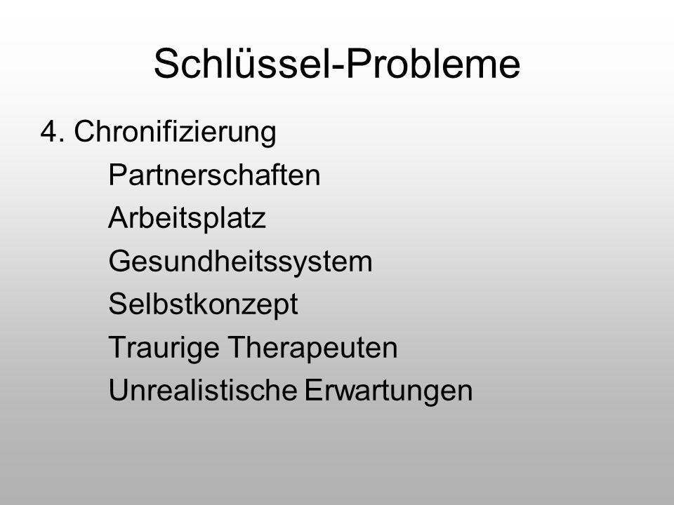 Schlüssel-Probleme 4.