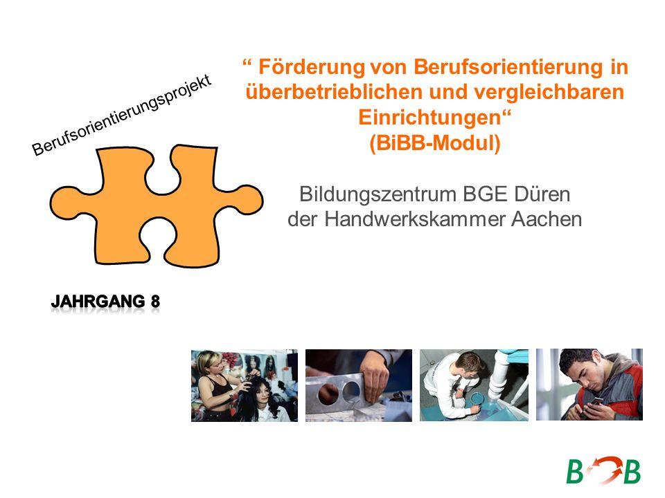 Bildungszentrum BGE Düren der Handwerkskammer Aachen