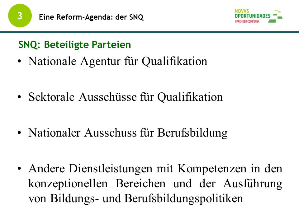 Nationale Agentur für Qualifikation
