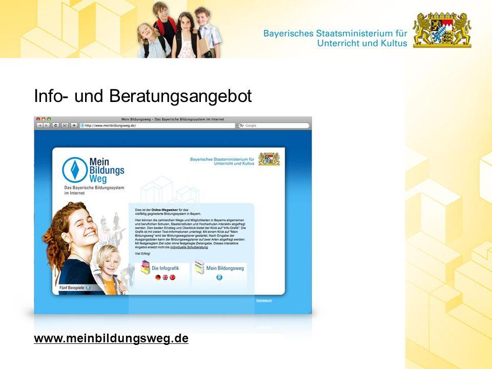 Info- und Beratungsangebot