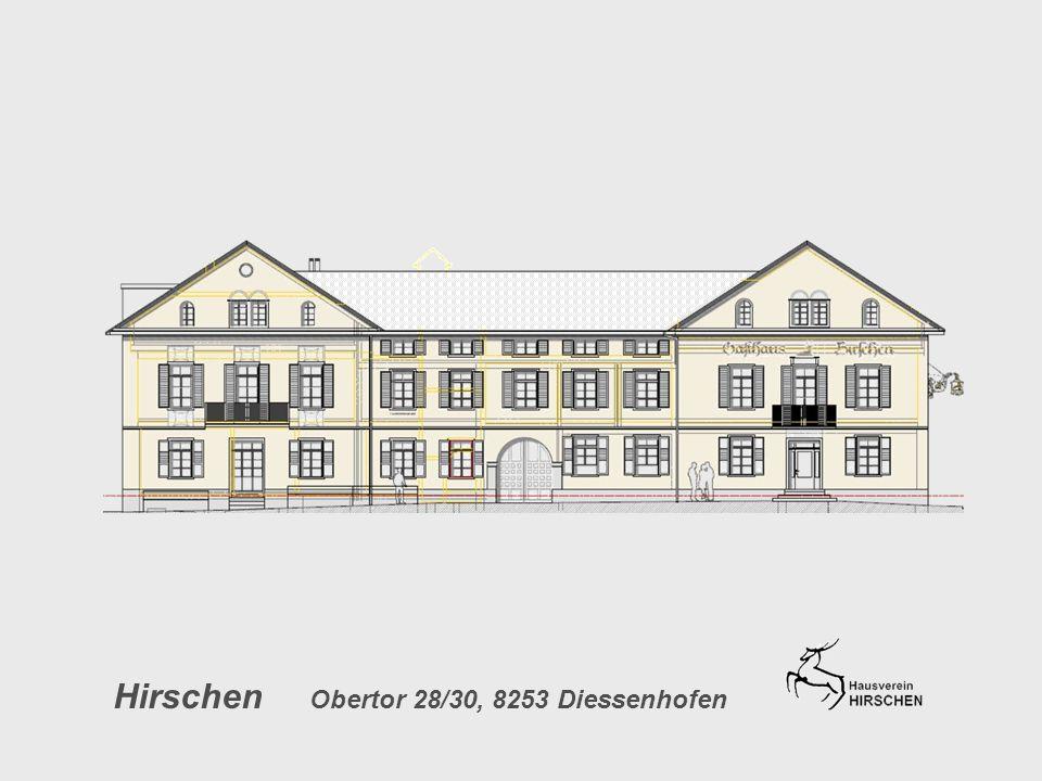 Hirschen Obertor 28/30, 8253 Diessenhofen