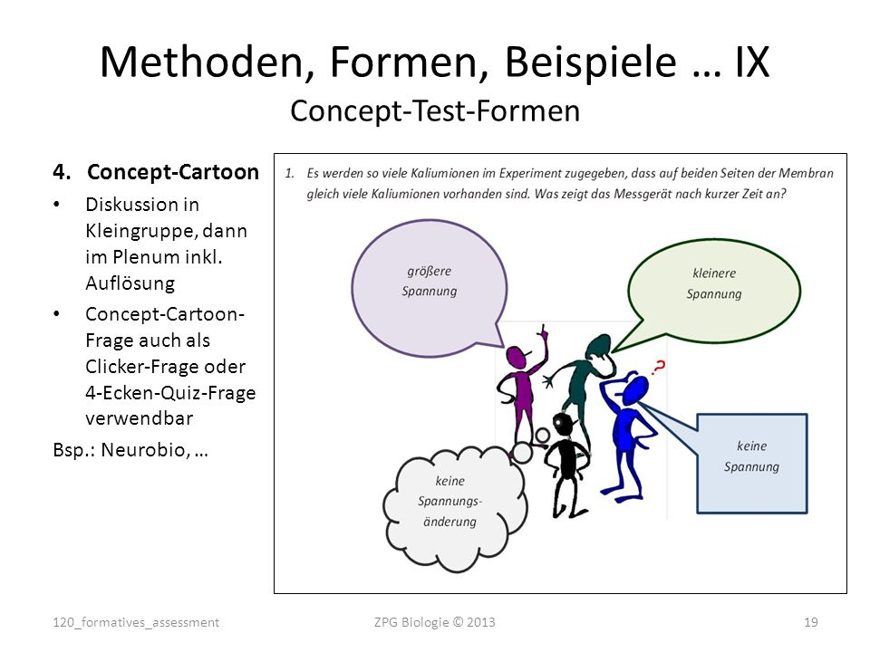 Formatives Assessment - ppt herunterladen