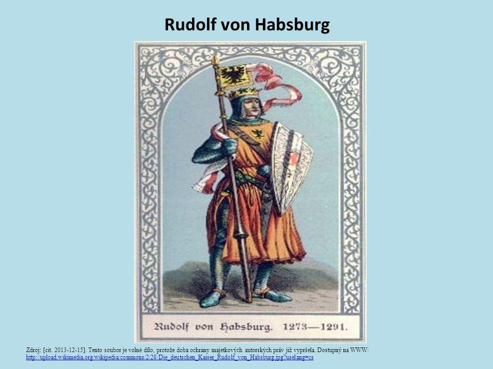 Rudolf von Habsburg