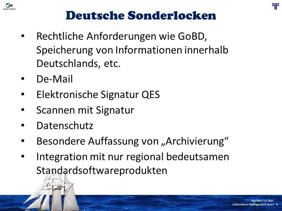 Deutsche Sonderlocken