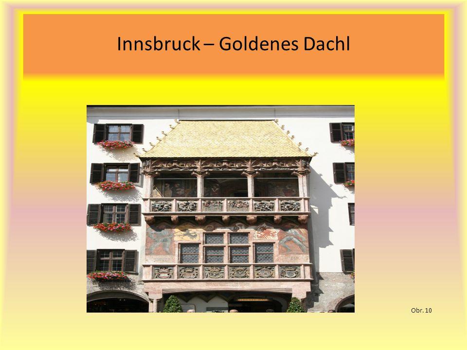 Innsbruck – Goldenes Dachl