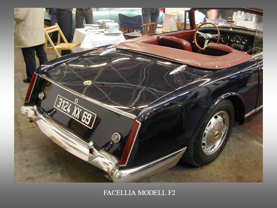FACELLIA MODELL F2