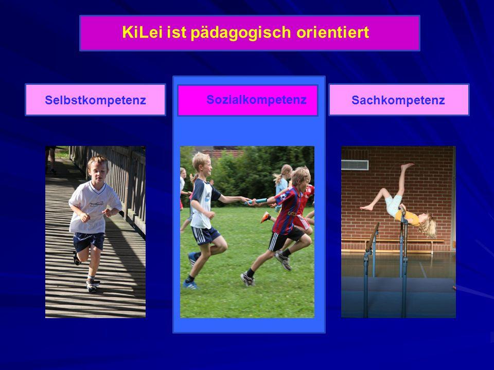 KiLei ist pädagogisch orientiert