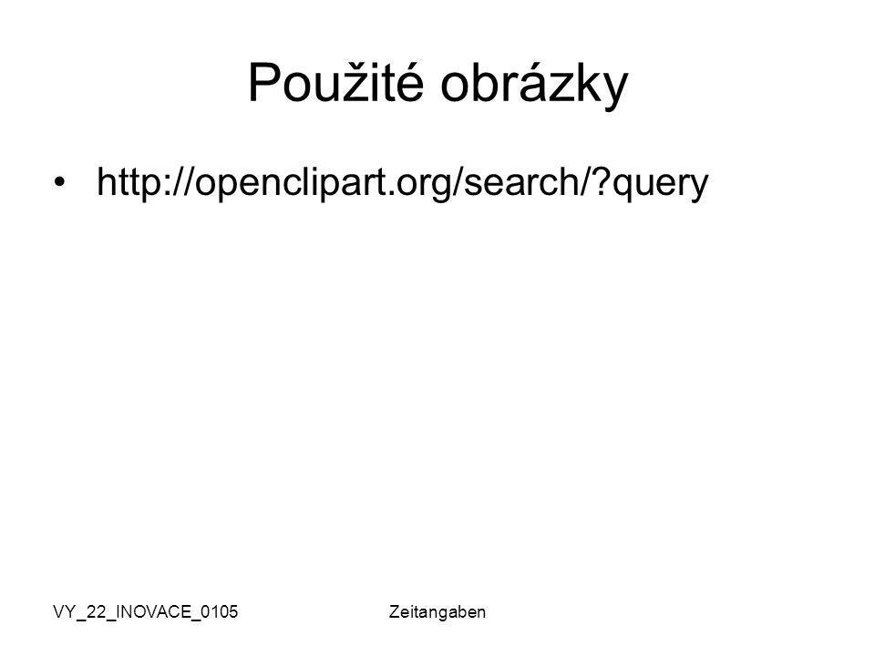 Použité obrázky http://openclipart.org/search/ query