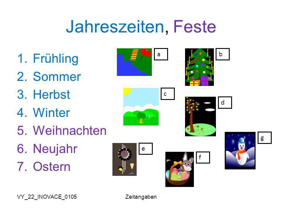 Jahreszeiten, Feste Frühling Sommer Herbst Winter Weihnachten Neujahr
