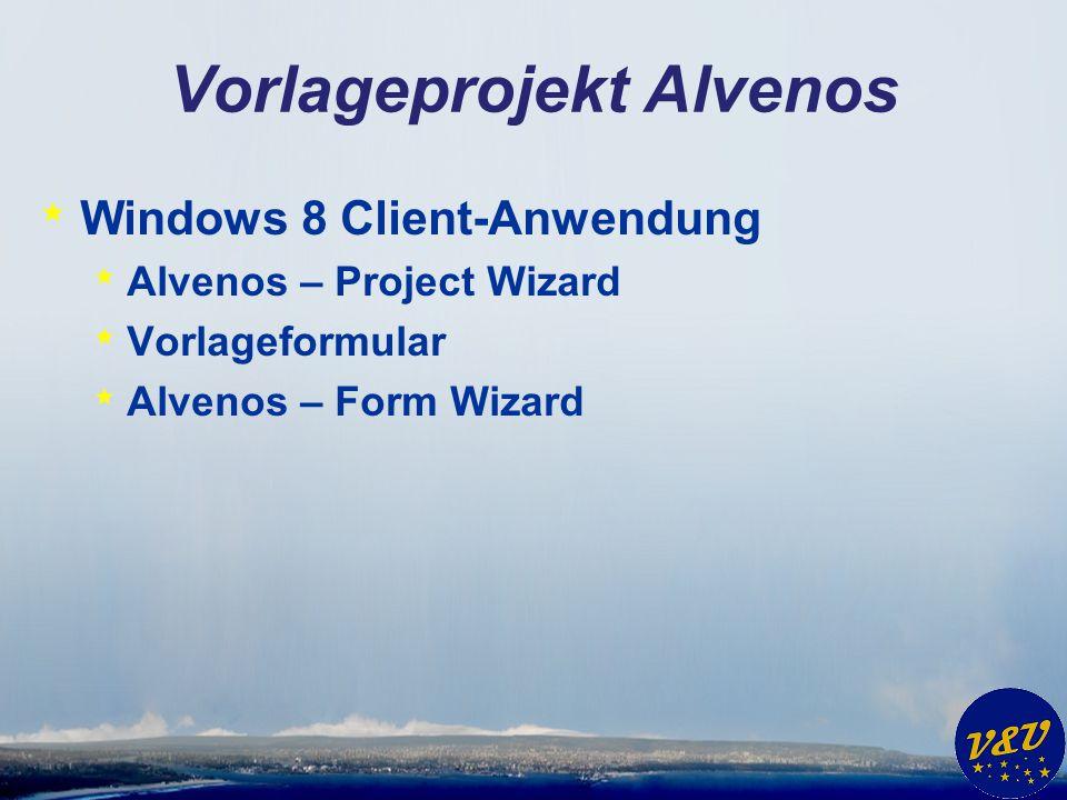 Vorlageprojekt Alvenos