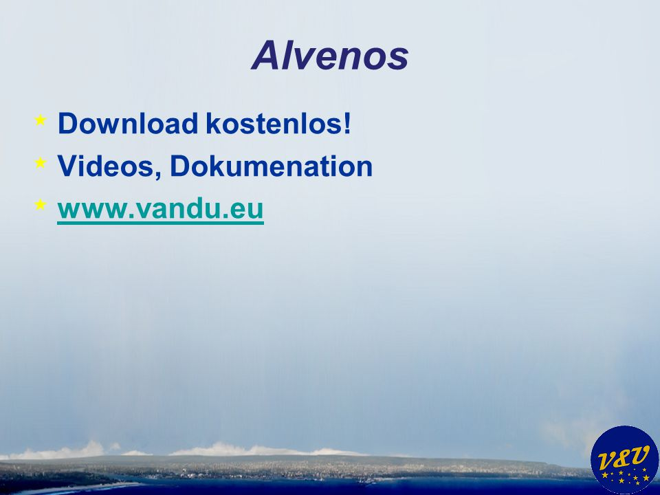 Alvenos Download kostenlos! Videos, Dokumenation
