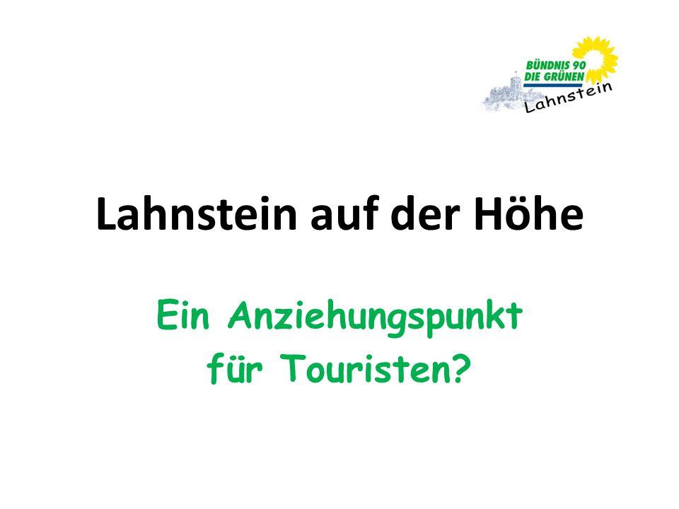 Ein Anziehungspunkt für Touristen