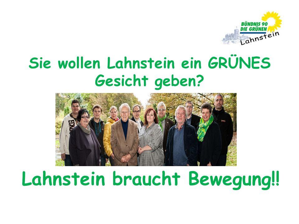 Lahnstein braucht Bewegung!!