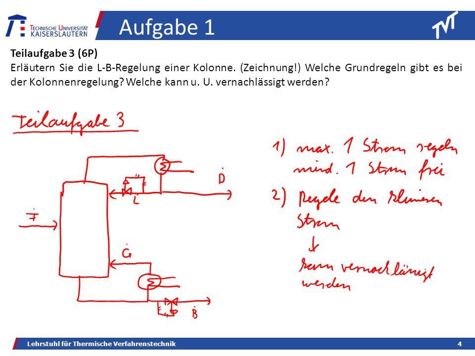 Aufgabe 1 Teilaufgabe 3 (6P)