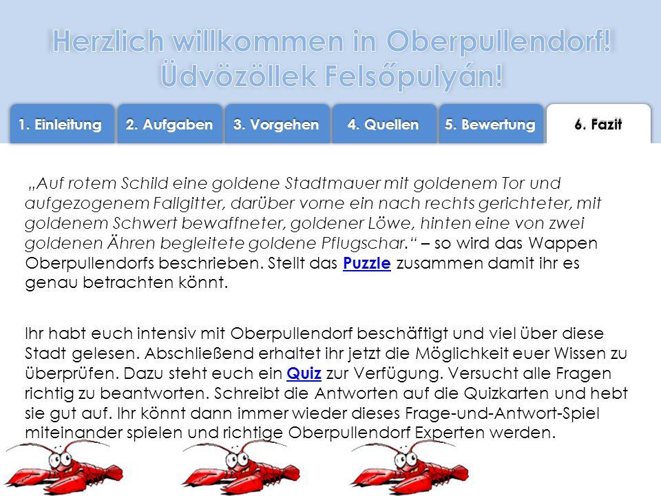 Herzlich willkommen in Oberpullendorf! Üdvözöllek Felsőpulyán!
