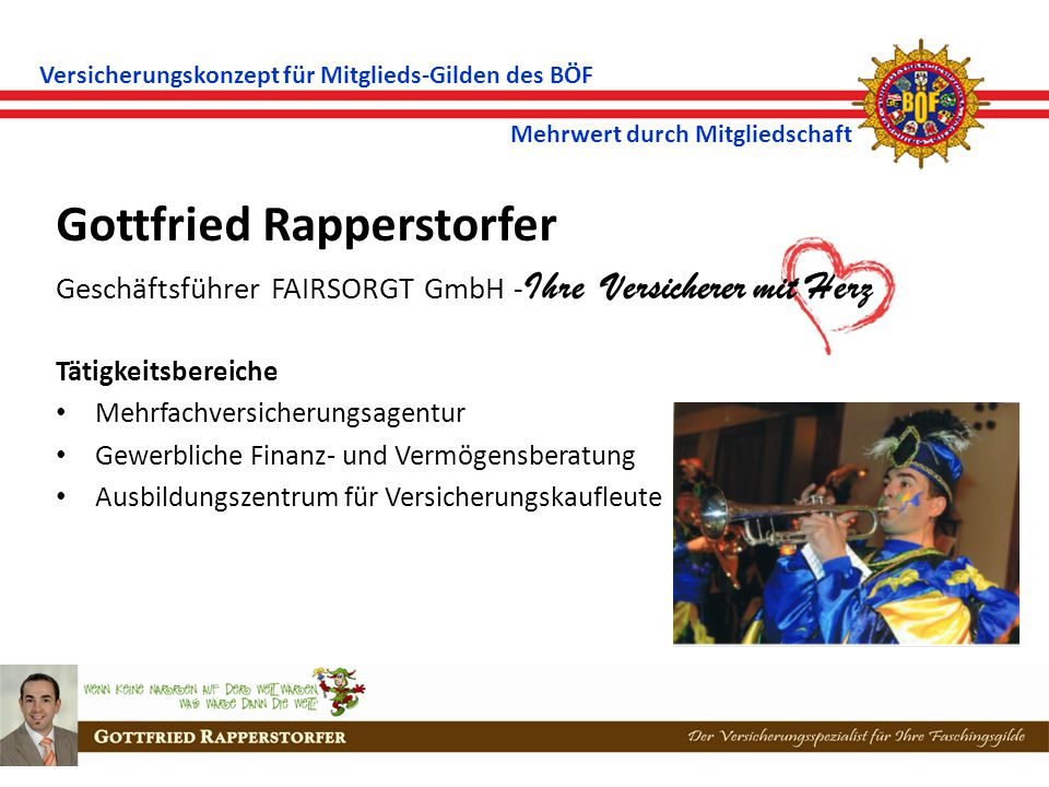Gottfried Rapperstorfer