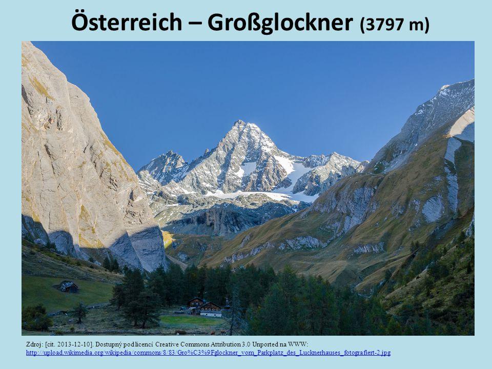 Österreich – Großglockner (3797 m)