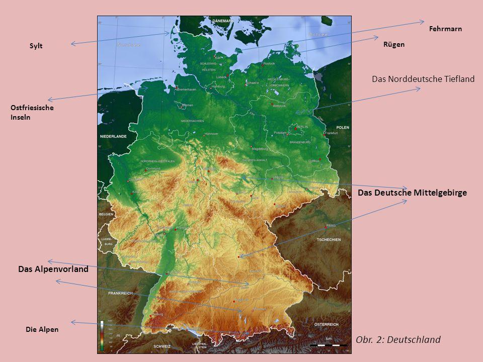 D Das Deutsche Mittelgebirge