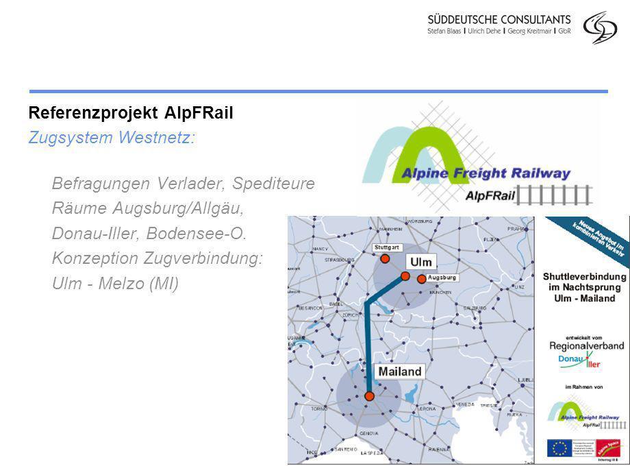 Referenzprojekt AlpFRail