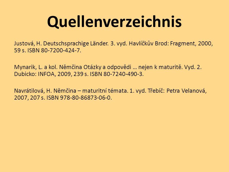Quellenverzeichnis