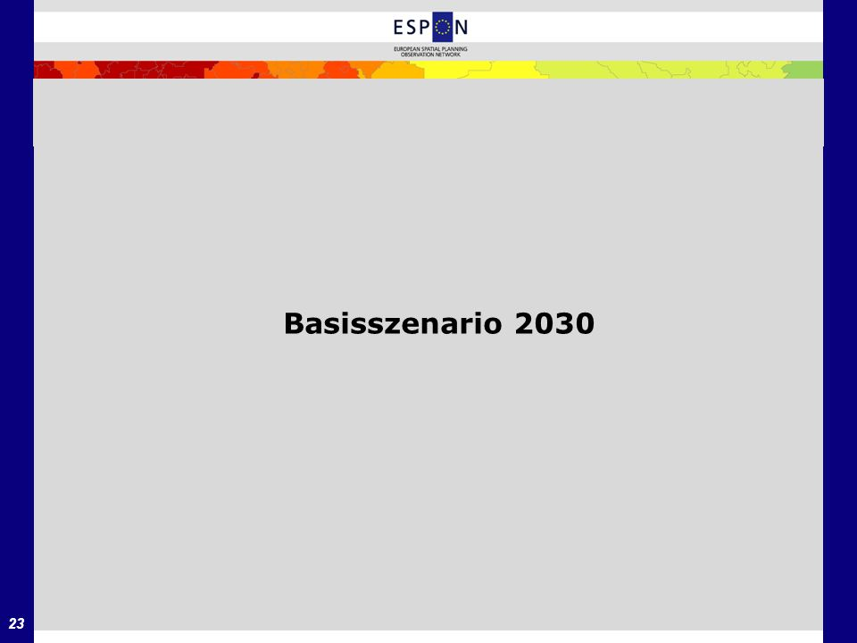 Basisszenario 2030