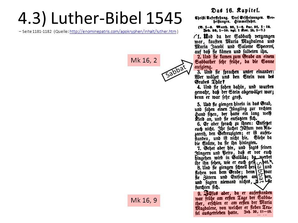 4.3) Luther-Bibel 1545 – Seite 1181-1182 (Quelle: http://enominepatris.com/apokryphen/inhalt/luther.htm )