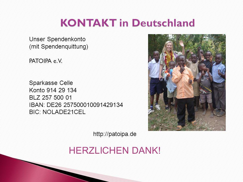 KONTAKT in Deutschland