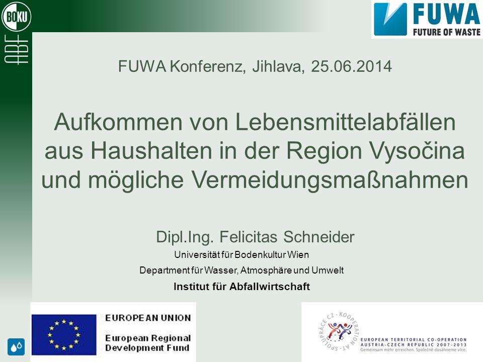 FUWA Konferenz, Jihlava, 25.06.2014