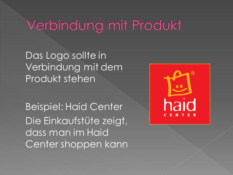 Verbindung mit Produkt