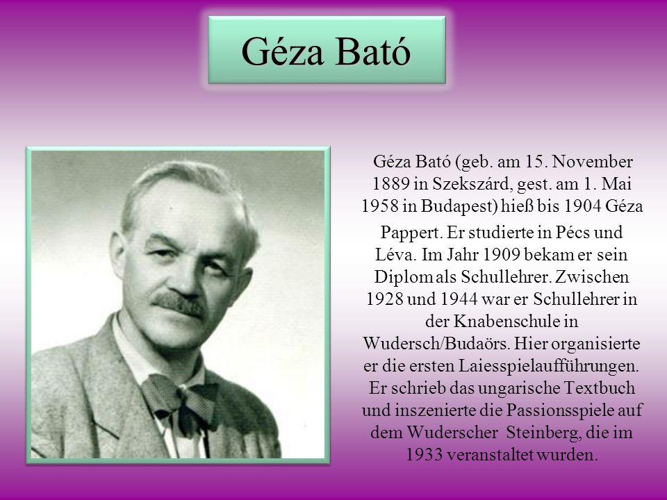 Géza Bató