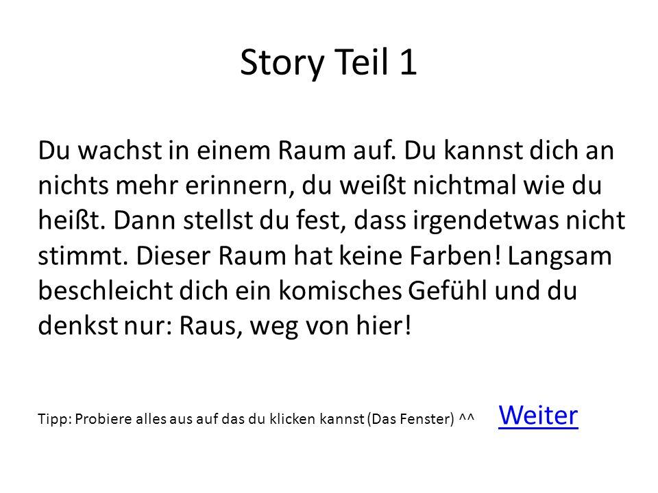 Story Teil 1