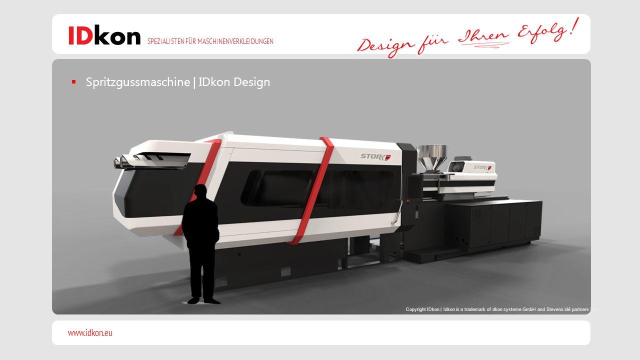 Spritzgussmaschine | IDkon Design