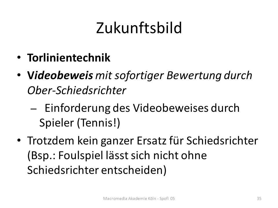 Macromedia Akademie Köln - Spofi 05