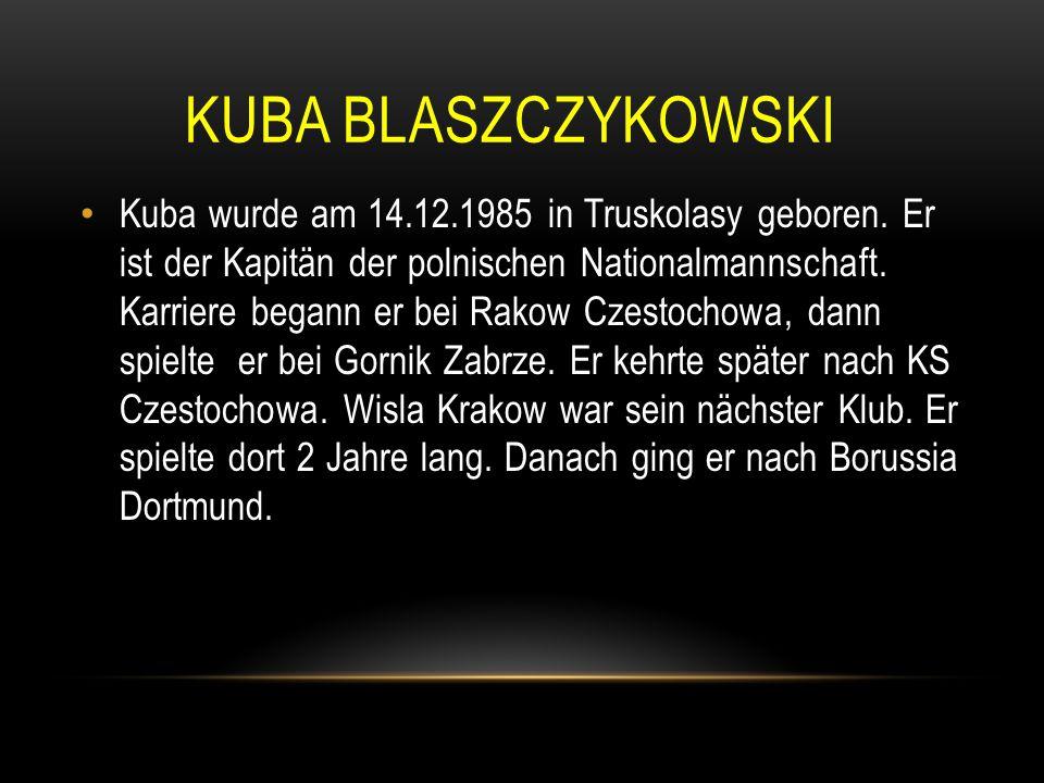 Kuba Blaszczykowski