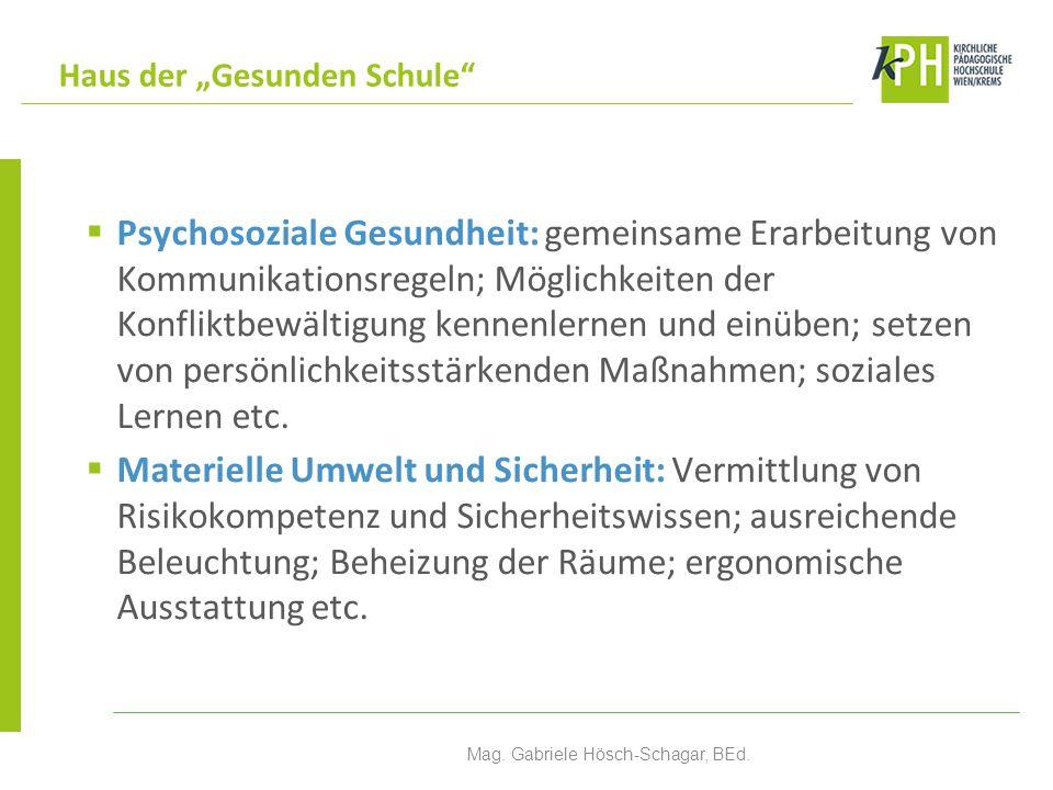 Mag. Gabriele Hösch-Schagar, BEd.