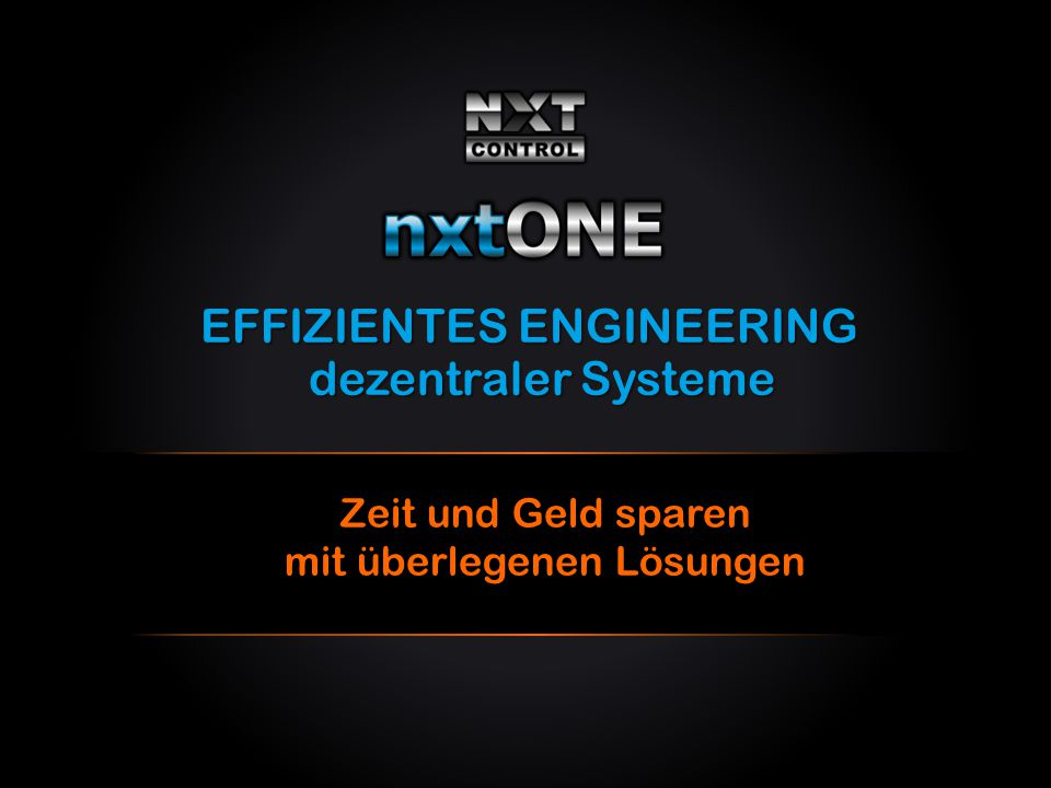 EFFIZIENTES ENGINEERING dezentraler Systeme