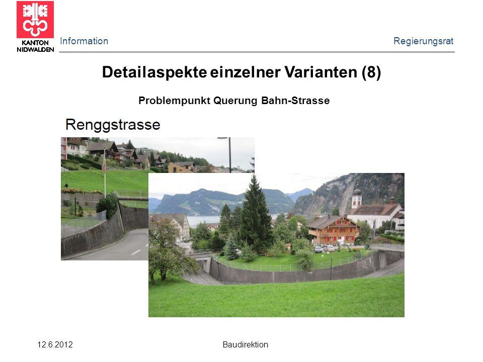 Detailaspekte einzelner Varianten (8)